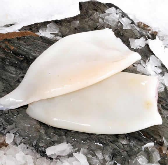Rubia madura es utilizada como trozo de carne para