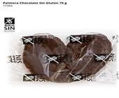 101706 PALMERA CHOCOLATE SIN GLUTEN 75G (40UD/CAJA