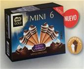 MINI CONO GOLD NATA Y CHOC X6 NESTLE