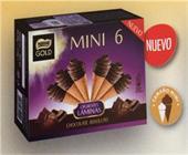 MINI CONO GOLD CHOCO X6 NESTLE