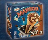 MAXIBON TRIPLE CHOC X4 NESTLE