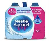 NESTLE AQUAREL PACK 5L X2 UND