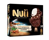 NUII NATA CHOC NEGRO & ALM 3 UND PACK-8