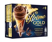 EXTREME GOLD CHOC ABSX4 PACK 6