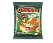 GUSANITOS NORMAL RISI 40 UN X 18 GR