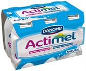ACTIMEL NATURAL X6 DANONE
