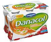 DANACOL FRESA X6 DANONE