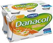 DANACOL NATURAL X6 DANONE