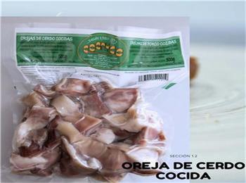 OREJA COCIDA 10 X 500 GR