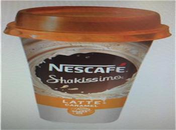 NESCAFE SHAKISSIMO CARAMEL 190 ML