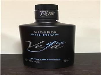 GIN PREMIUM VEGA 70 CL