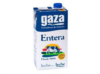 LECHE GAZA ENTERA----