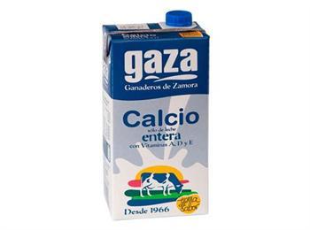 LECHE GAZA CALCIO ENTERA--------------------