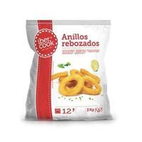 Aritos rebozados 4x1 kg ibercook