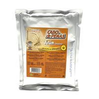 Atun en trozos en aceite de Girasol bolsa 1 kg Cabo de Peñas.