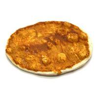Base de Pizza 30 cm con tomate 8 unidades Horno de Piedra La niña del Sur.