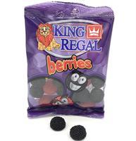 Berries Moras Granillo 100 gramos King Regal.