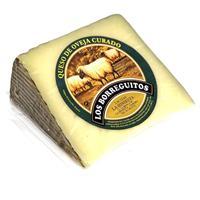 Cuña queso oveja curado leche cruda 380 gr aprox