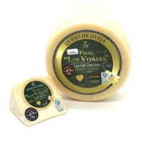 Cuña queso oveja semi Pago los Vivales 400 gr +-