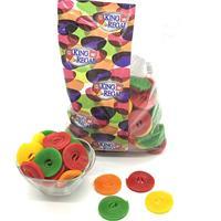 Discos de Fruta 1 kg King Regal.
