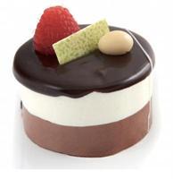 Duo de chocolate 95 gr 18 und