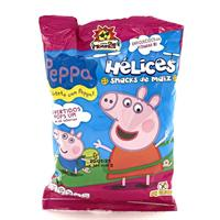 Helices Pepa Pig 22 gramos Tosfrit.