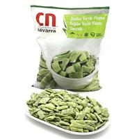 Judia verde plana 2,5 kg Congelados de navarra.
