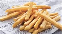 Lw f64 patata frita 3/8 4x2,5 kg /caja