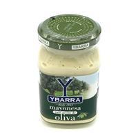 Mayonesa Aceite de Oliva 225 ml YBARRA.