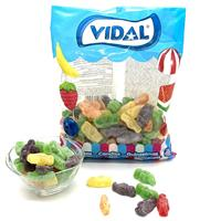 Momias jelly babyes azucar 1 kg Vidal.