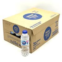 Nestle Aquarel 0,33 litros 35 unidades.