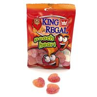 Peach Heart 100 gramos King Regal.
