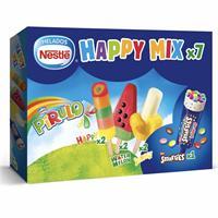 Pirulo Happy Mix 7 unidades Helados Nestle.