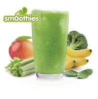Smoothie Natural Green 20 unidades Helados Nestle.