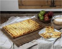 Tarta de manzana congelada +1800gr und