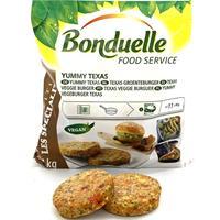 Texas veggie burguer 1 kg 11und 90 gr Bonduelle.