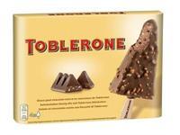 Toblerone Bombon 4 unidades Helados Nestle.